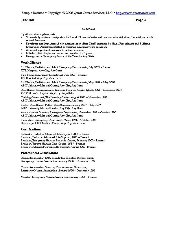 sample resume example 5 pharmaceutical sales resume